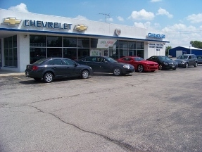 Chandler Chevrolet Cadillac - Madison, IN