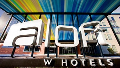 Aloft San Antonio Airport