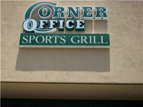 Corner Office