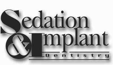 Sedation & Implant Dentistry