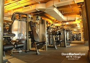 David Barton Gym | Chicago | River North