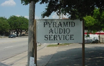 Pyramid Audio