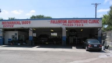 Fullerton Auto Repair Clinic & Body Shop - Fullerton, CA