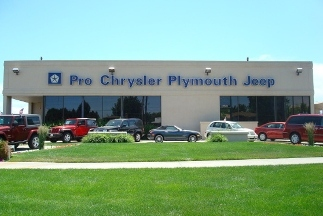 Pro Chrysler Dodge Jeep - Denver, CO