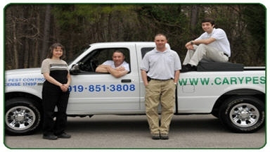 Cary Pest Control Inc. - Cary, NC
