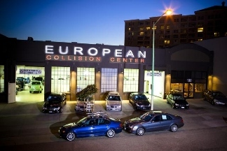 European Collision Center - San Francisco, CA