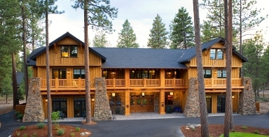 Five Pine Lodge &amp; Spa