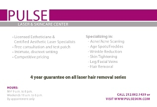 Pulse Laser And Skin Care Center - New York, NY