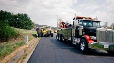 Wood's Towing Services - Philadelphia, PA
