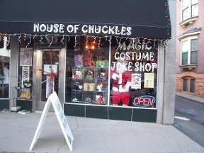 House Of Chuckles