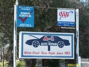 A-1 Foreign Auto Repair