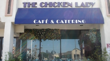 The Chicken Lady - Los Angeles, CA