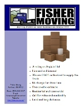 Fisher Moving * Residential And Commercial Moving Services - Portland, OR