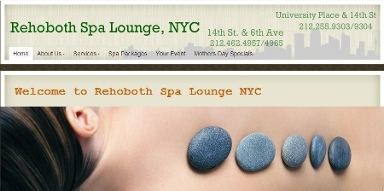 Rehoboth Spa Lounge - New York, NY