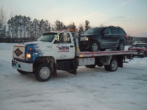 Corner Auto Body And Towing - Cadott, WI