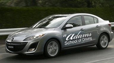 A Adams School of Driving