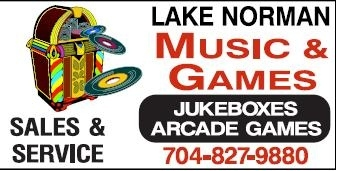 Lake Norman Music & Games - Stanley, NC