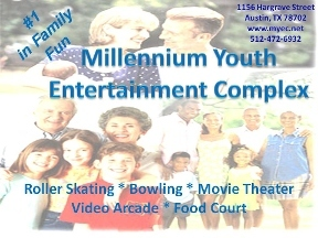 Millennium Youth Entertainment Cmplx - Austin, TX