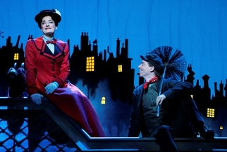Mary Poppins The Hit Broadway Musical - New York, NY