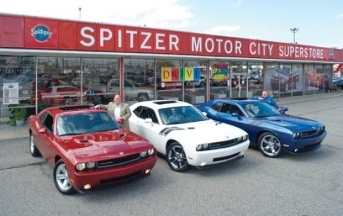 Spitzer Motor City Inc In Cleveland Oh 44142 Citysearch