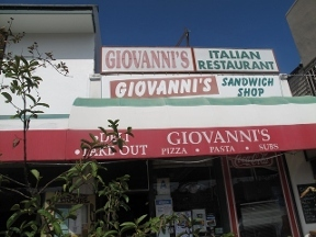 Giovanni's Sandwich Shop