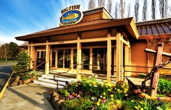 The Big Fish Grill - Kirkland, WA
