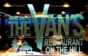 The Van&#039;s Restaurant