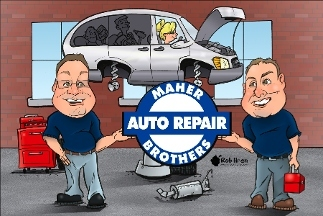 Maher Brothers Auto Repair And Maintenance - Wickliffe, OH