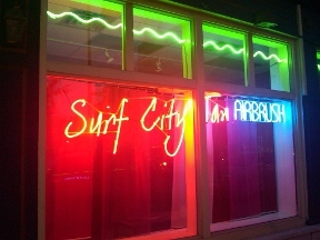Surf City Tan