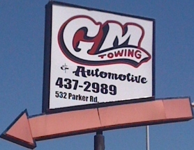 Gm Towing - Fairfield, CA