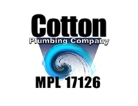 Cotton Plumbing Co