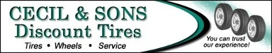 Cecil &amp; Sons Discount Tires
