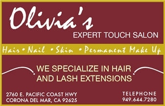 Olivia&#039;s Expert Touch Salon