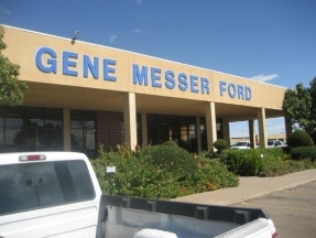 Gene Messer Ford of Lubbock