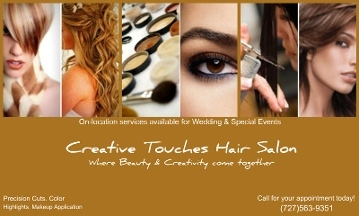 Creative Touches Hair Salon