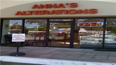 Anna's Alteration & Buttons - Dallas, TX