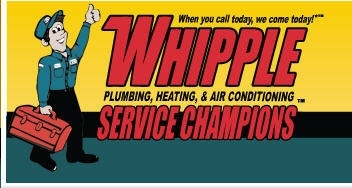 Whipple Service Champions Plumbing, Heating &amp; Air Conditioning
