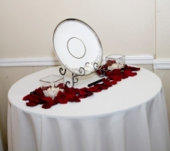Mi Amor' Wedding Decor