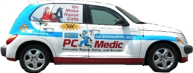911 PC Medic, Computer Repairs & Security Cameras