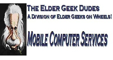 The Elder Geek Dudes -