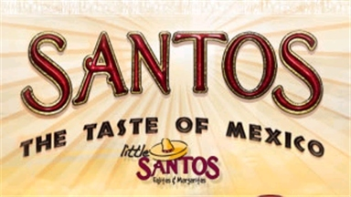 Santos The Taste of Mexico