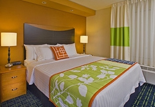 Fairfield Inn & Suites By Marriott Tampa East/fairgrounds-Casino