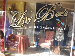 Lily Bee&#039;s Consignment Shop