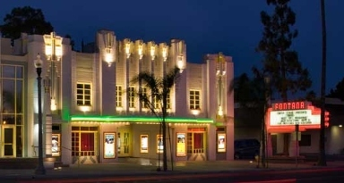 Center Stage Theater - Fontana, CA