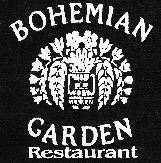 Bohemian Garden Restaurant