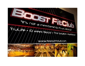 Boost Fit Club