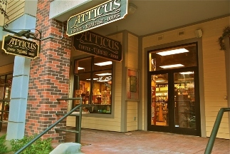 Atticus Coffee, Books &amp; Teahouse