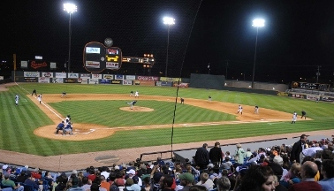 Greer Stadium - Nashville, TN