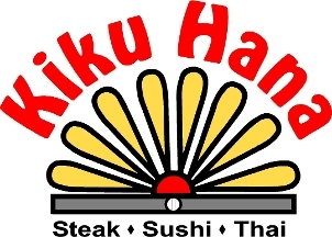 Kiku Hana Japanese Steakhouse, Sushi And Thai Restaurant