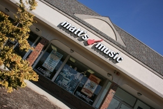 Matt's Music Center